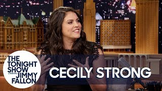 Download Cecily Strong Is Convinced Melania Trump Is Sending Her Secret Messages Video