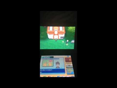 Pokemon ORAS Leaf Stone Location
