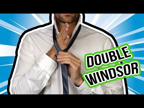 With these instructions, you'll finally tie a Double Windsor Knot correctly!