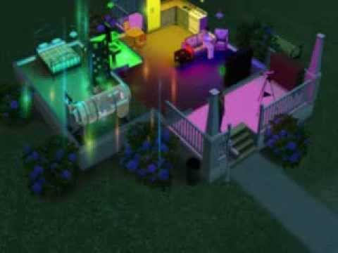 The Sims 3 Alien Abductions