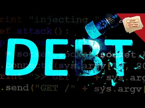 What would happen if the world's debt disappeared?