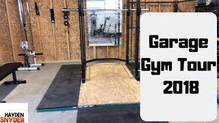 Garage gym videos tube tv
