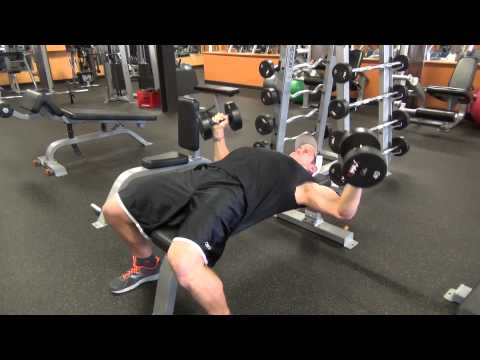 Dumbbell Chest Fly: Building