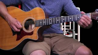 """Guitar Lessons with Tony Valley - Lesson #46 """"Kryptonite"""""""