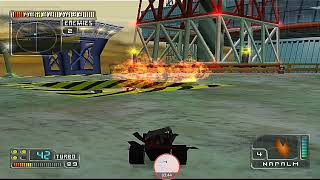 Twisted metal 4 - THE OIL RIG *S auger y S slamm* #6