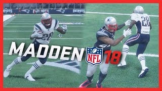 THE BEST BACK IN THE GAME AT LAUNCH! - Madden 18 Ultimate Team Gameplay