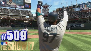 TOUGHER DIFFICULTY! | MLB The Show 17 | Road to the Show #509