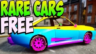 Gta 5 Rare Secret Cars Free Fully Customized Dubsta Spawn