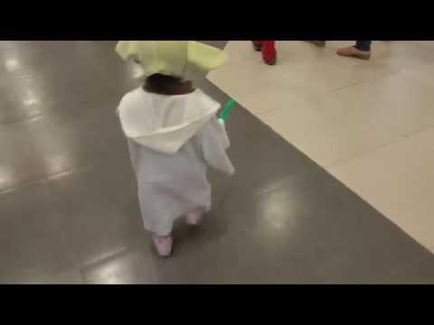 Star Wars Yoda Halloween Costume (Toddler)