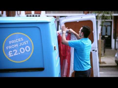 Laundrapp Laundry App TV Commercial Advertisement