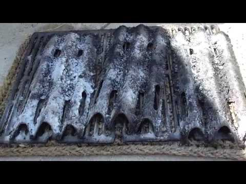 Best way to clean BBQ grill how to clean your bbq, racks, trays, drip pans, grease, fat