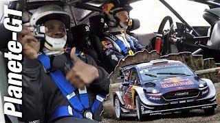 Rallye : On embarque dans la Ford Fiesta WRC 2018  !!