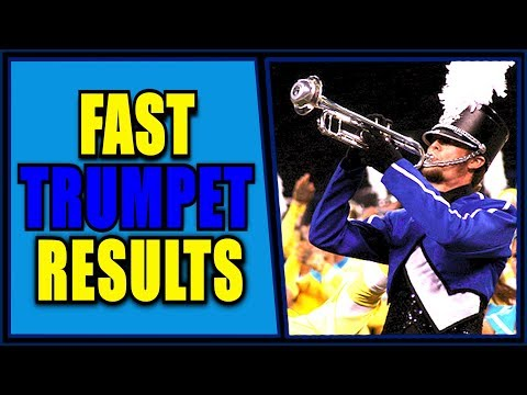 TRUMPET HIGH NOTE ROUTINE (**THE TRUTH!**)