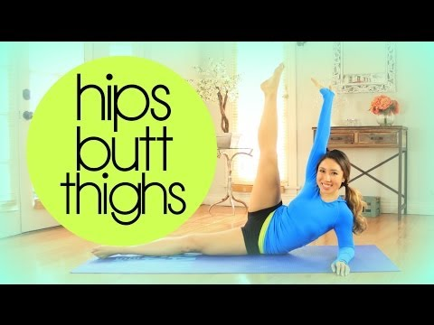 Hips Butt 'n Thighs Super Shaper Workout | POP Pilates