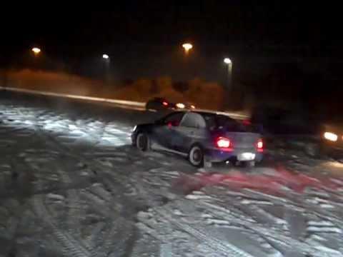 STI in the snow