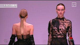 IRENE LUFT Highlights Fall 2019 2020 MBFW Berlin - Fashion Channel