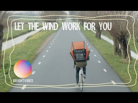 WINDBAG The greenest way to faster cycling