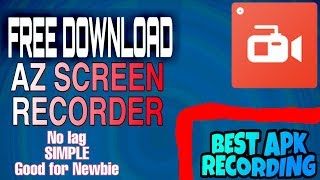 Az screen recorder HD Mp4 Download Videos - MobVidz