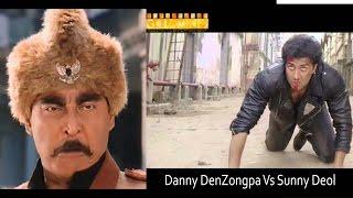 DUBSMASH - Sunny Deol Vs Danny Denzongpa in Ghayal - 2015 Hindi DUBFRIDAY-Motion Loose TV
