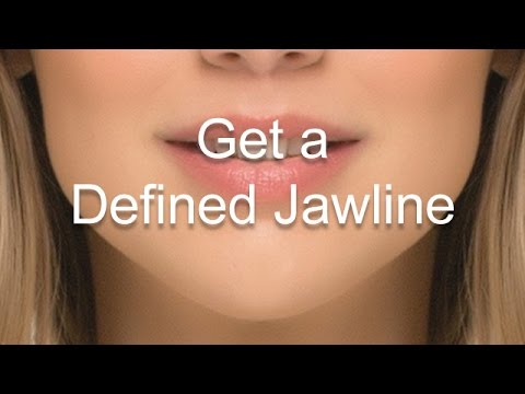 Get A Defined Jawline (Subliminal)