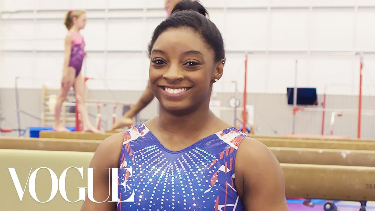 73 Questions With Simone Biles   Vogue