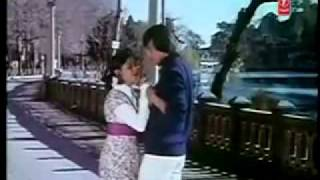 Tu Laali Hai Savere wali Gagan Rang De Kishore Kumar Abhi To Jee Lein 1977.flv