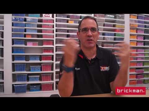 Throwback Thursday: LEGO® Brick Ferrari