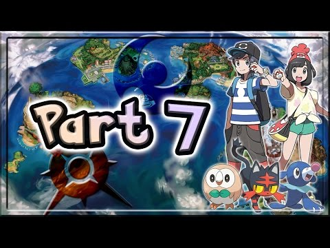 Pokemon Sun and Moon Walkthrough/Let's Play Part 7 - A Berry Bad Time
