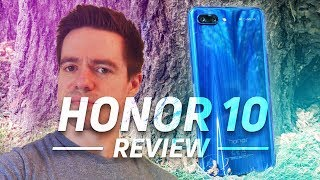 Honor 10 Review - Something