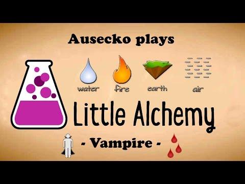 Little Alchemy - Vampire