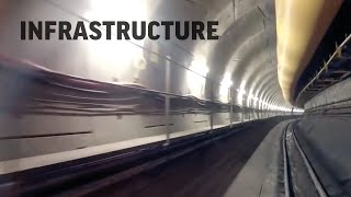 Download Infrastructure in London Video