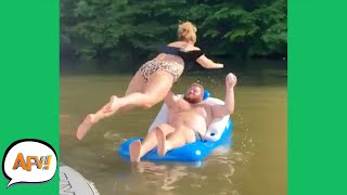 The Couple That FAILS Together, STAYS Together! 😅 | Funniest Fails | AFV 2020
