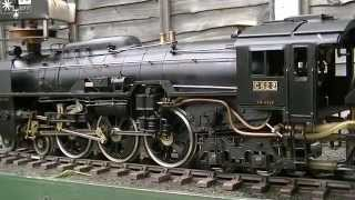 ASTER Great Northern S2 - LIVE STEAM - ASSEMBLAGE KIT - 4° video