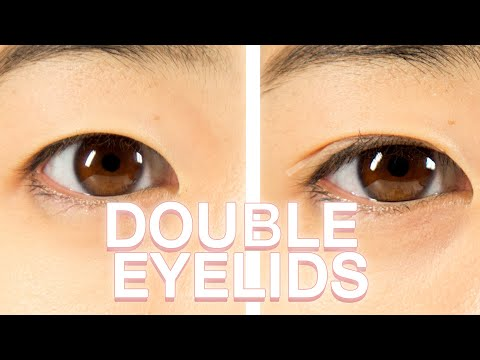 Koreans Get Double Eyelids For A Week