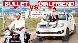 Bullet vs Girlfriend | Bullet Lovers | Faridabad Rockers ||