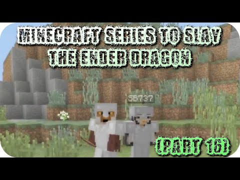 Minecraft Series To Slay The Ender Dragon (Part 16)