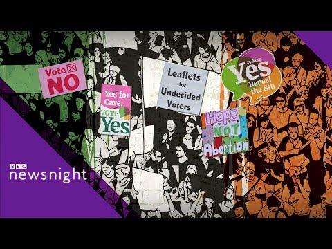 Ireland's abortion referendum – BBC Newsnight