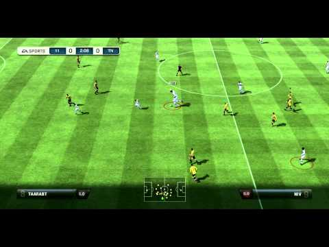 Fifa 13 Pro Clubs - Cheaters