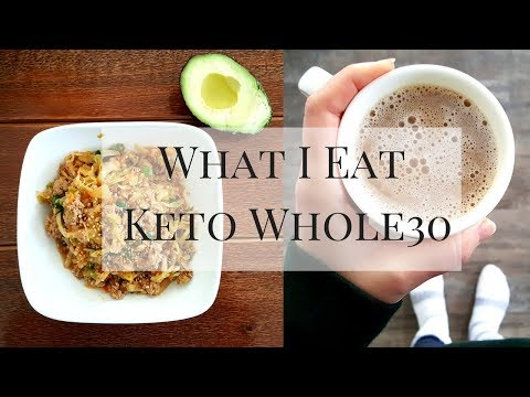 What I Eat In a Day | Keto Whole30 Meals + Recipes