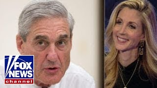 Ann Coulter: What is it that Mueller