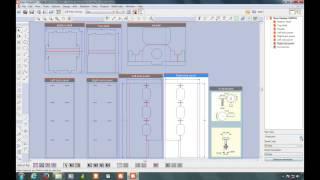 Designer 2D design (ESKO ArtiosCAD training Tutorials