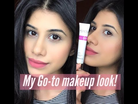 My SUPER EASY & QUICK go-to makeup look using the POND'S BB Cream!