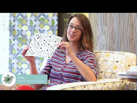 Spoonflower's Employee Design Challenge 2017: Opposites Attract