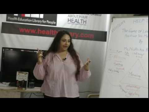 The Game Of Life®  - How To Stay Positive No Matter What! By Ms. Nidhika Bahl on Health HELP Talks