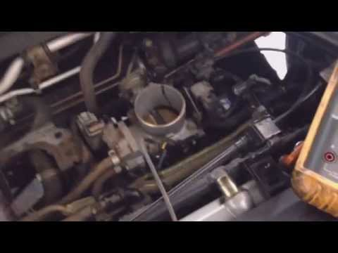 2004 Honda Civic TPS troubleshoot