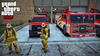 Rapid Response #32 - Rockford Hills Fire Department! - PakVim net HD