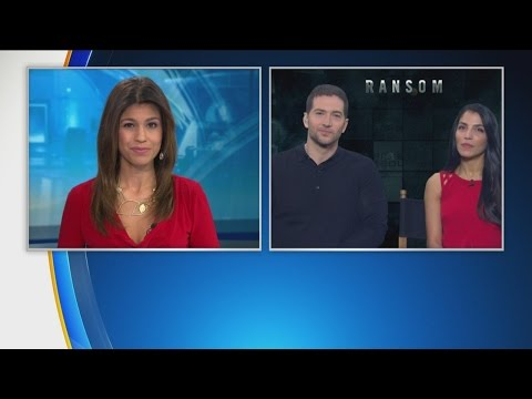 Stars Of 'Ransom' Talk About Show's Authenticity