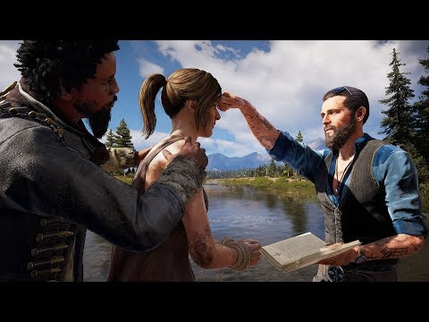 FAR CRY 5 : XBOX ONE X ENHANCED - Going After JOHN SEED