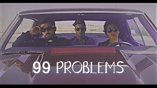 Preacher - 99 Problems