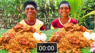 4 KG COUNTRY CHICKEN BIRYANI EATING CHALLENGE | BIRYANI EATING COMPETITION | FOOD CHALLENGE INDIA